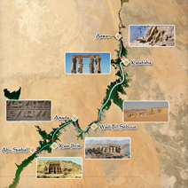 Lake Nasser Cruise Itineraries