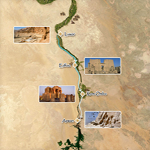 Nile Cruise Itineraries